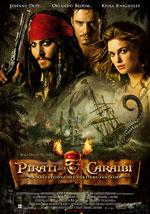 La locandina del film Pirati dei Caraibi: la maledizione del forziere fantasma