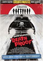 La locandina del film A prova di morte