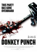 La locandina del film Donkey Punch