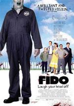 La locandina del film Fido