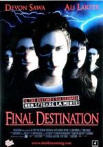 La locandina del film Final Destination