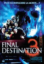 La locandina del film Final Destination 3