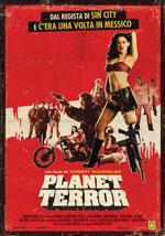 La locandina del film Planet Terror