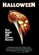 La locandina del film Halloween - La Notte delle Streghe