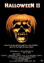 La locandina del film Halloween 2 - Il Signore della Morte