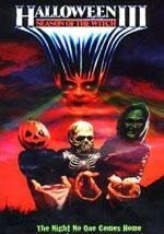 La locandina del film Halloween 3 - Il Signore della Notte