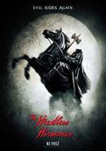 La locandina del film Headless Horseman