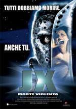 La locandina del film Jason X - Morte violenta