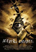 La locandina del film Jeepers Creepers: Il Canto del Diavolo