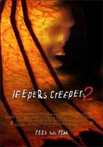 La locandina del film Jeepers Creepers 2 - Il Canto del Diavolo 2