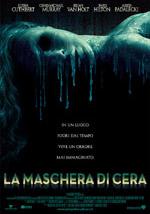 La locandina del film La Maschera di Cera