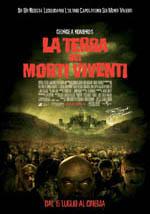 La locandina del film La Terra dei Morti Viventi