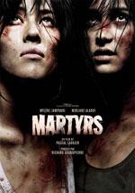 La locandina del film Martyrs