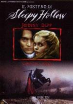 La locandina del film Il Mistero di Sleepy Hollow