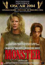La locandina del film Monster