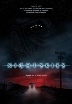 La locandina del film Night Skies