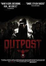 La locandina del film Outpost