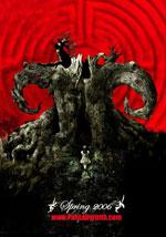 La locandina del film Il Labirinto del Fauno