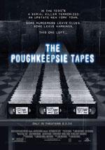La locandina del film The Poughkeepsie Tapes