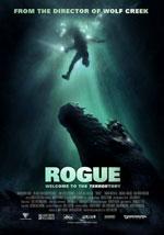 La locandina del film Rogue