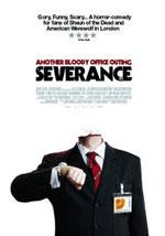 La locandina del film Severance - Tagli al personale