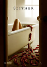 La locandina del film Slither