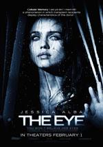 La locandina del film The Eye
