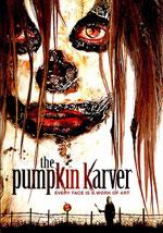 La locandina del film The Pumpkin Karver