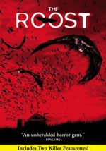 La locandina del film The Roost