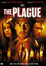 La locandina del film The Plague