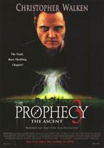La locandina del film La profezia