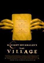 La locandina del film The Village