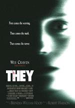 La locandina del film They - Incubi dal mondo delle ombre