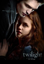 La locandina del film Twilight
