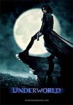La locandina del film Underworld