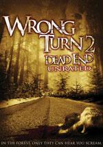 La locandina del film Wrong Turn 2: Senza via di uscita