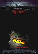 La locandina del film Zodiac