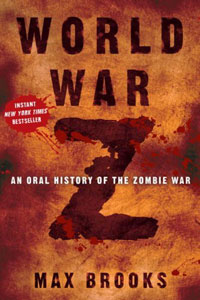 Clicca per leggere la scheda editoriale di World war Z. La guerra mondiale degli zombi di Max Brooks