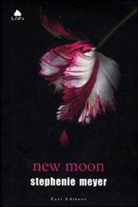 Clicca per leggere la scheda editoriale di New moon di Stephenie Meyer