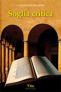 La copertina del romanzo Soglia Critica, di Alessandro Prandini