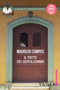 La copertina del romanzo Il Patto dei Gentiluomini di Maurizio Campisi