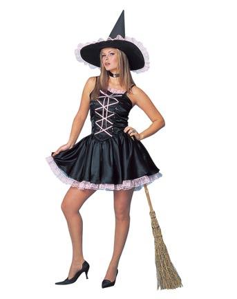 Halloween  costume per donna da Strega Dolce dfb1701bfb58