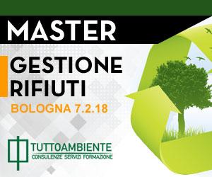 Master Gestione Rifiuti a Bologna