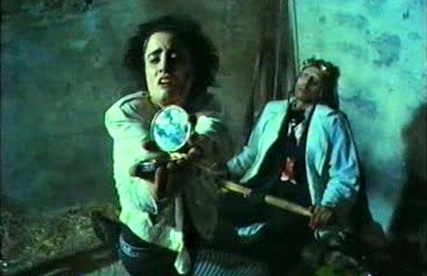 Un fotogramma del film Il Bosco 1
