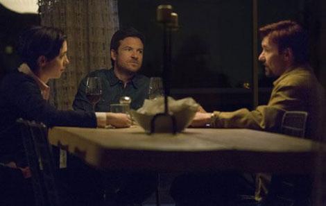 Un fotogramma del film thriller/horror Regali da uno Sconosciuto: The Gift (2015)