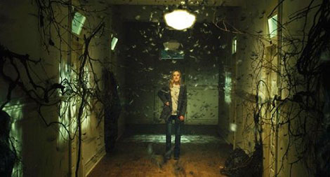 Un fotogramma del film horror Somnia (Before I Wake, 2015)