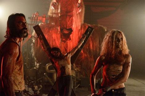 Un fotogramma del film horror 31