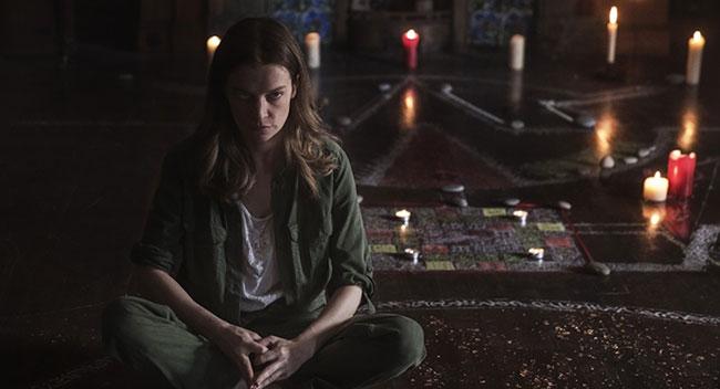 Un fotogramma del film del 2017 A Dark Song