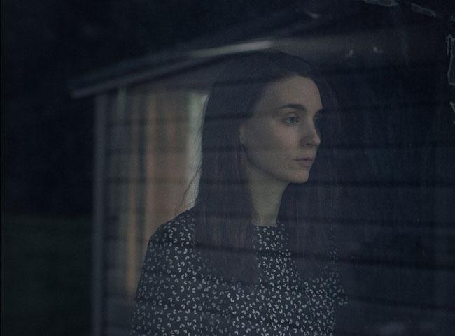 Un fotogramma del film di fantasmi A Ghost Story