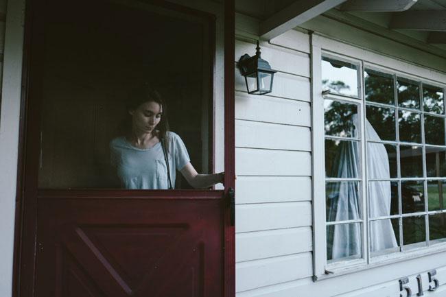 Un fotogramma del film A Ghost Story